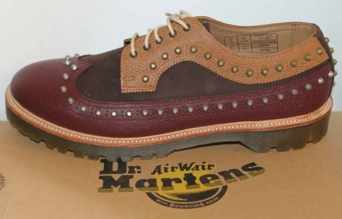 nouvelle arrivee e0899 62364 NWT Dr. Martens Men Studded Shoes Dallon and 50 similar items