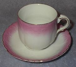 Pink luster cup saucer1 thumb200