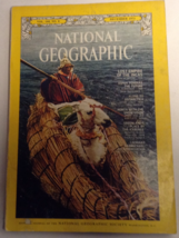 National Geographic Magazine - December 1973 - Volume 144, No. 6 - $1.59