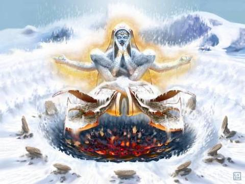 HAUNTED CUSTOM Conjured  volkh  watcher SPIRIT DJINN bound to you no vessal now  image 2