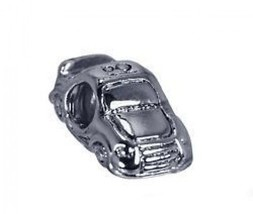 COOL Car Charm European bead jewelry Sterling silver .925 - $31.75