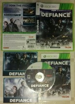 Defiance [Microsoft Xbox 360 2013] mutliplayer online shooter game RPG C... - $7.73