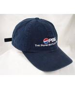 Pepsi Bottling Group Blue Baseball Cap Hat Founders Day 1999 EUC Box Shi... - $18.99