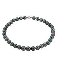 Adriana Premium necklace with tahiti pearl PR3-2 - $2,633.95