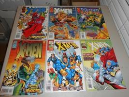 Lot of 6 Astonishing X-Men Comics from Marvel Comics 1995 & 1999 - £7.83 GBP