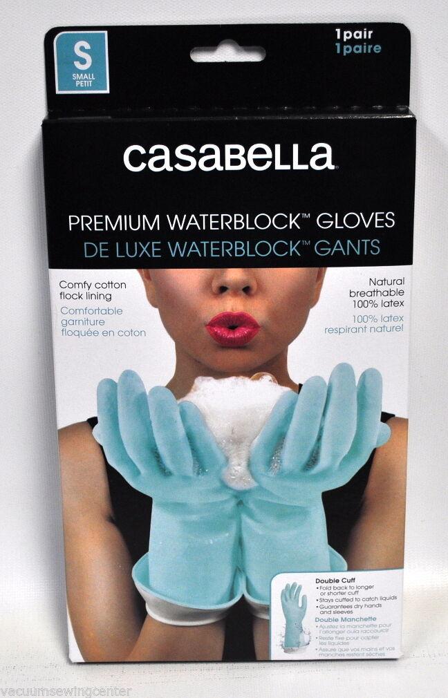 Casabella Acqua Blocco Premium Guanti Piccolo Blu
