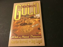New You Can Find Gold with a Metal Detector Book by Charles Garrett - $191,37 MXN