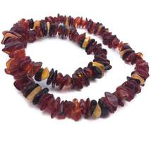 "Genuine 'Wild Mix' Baltic Amber Teething Necklace 13"" - 20"" Baby Toddler... - $19.50+"