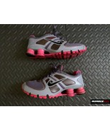 Nike Women Shoe Shox Turbo 11 Size 8 Athletic Running Sneaker Pink Purpl... - $65.33
