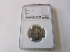 1925 Standing Liberty Quarter VG 10           NGC - $25.00