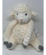 "First Impressions Macys Plush Baby Sheep Lamb 13"" Ivory Soft Stuffed Animal New - $16.83"