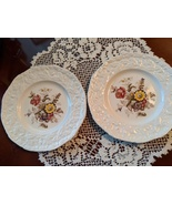 Mason's Friarswood English Transferware 6-inch Bread and Butter Plates, 2 - $15.00
