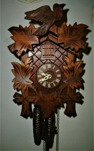 Little Traditional Cuckoo clock with Night Silencer - $119.00