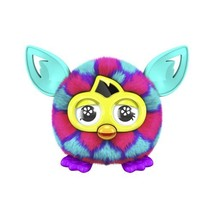 Furby Furbling Critter Pink and Blue Hearts - $102.60