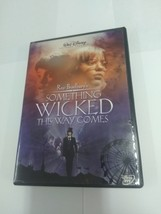 Dvd Something wicked this way comes Disney - $4.99
