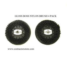 Gloss Boss Nylon Brush 4 Pack  - $44.99