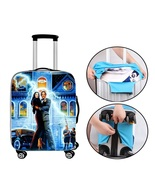 The Addams Family Suitcase Cover Backpack Luggage Protector Trolley Dust... - $29.95