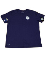 NIKE Tee Men's LSU TIGERS Logo Legend Dri-FIT Purple T-Shirt Size XXL - New - $17.10