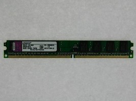 Kingston 1GB PC2-5300 DDR2-667 Unbuffered Desktop Memory KTD-DM8400B/1G - $14.74