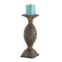 Large Pillar Candle Holders, Modern Unique Pedestal Candle Holder Pillar... - £27.11 GBP