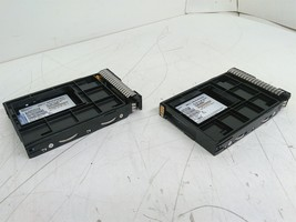 "Lot of 2 HP 816962-001 SM863 2.5"" 120GB SATA III SSD Solid State Drive - $63.00"