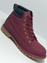 Men's Watersedge Biking Red | Black | Gum Hiking Boots  - $69.00