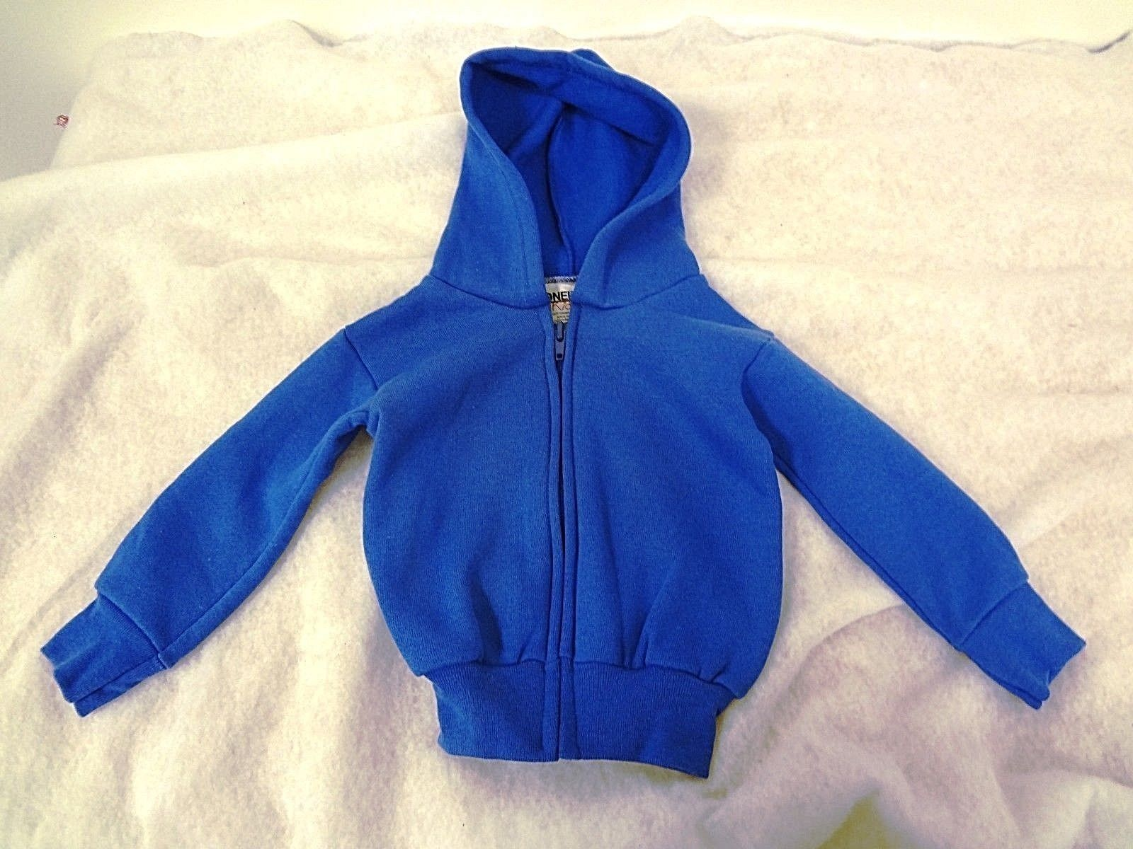 NWT Boy/'s Gymboree Sunny Sports royal blue hoodie zip up jacket ~ 2T 3T