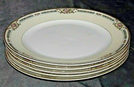 Noritake China (5 Dinner Plates) Charmaine 5506 AA20-2348C  Vintage