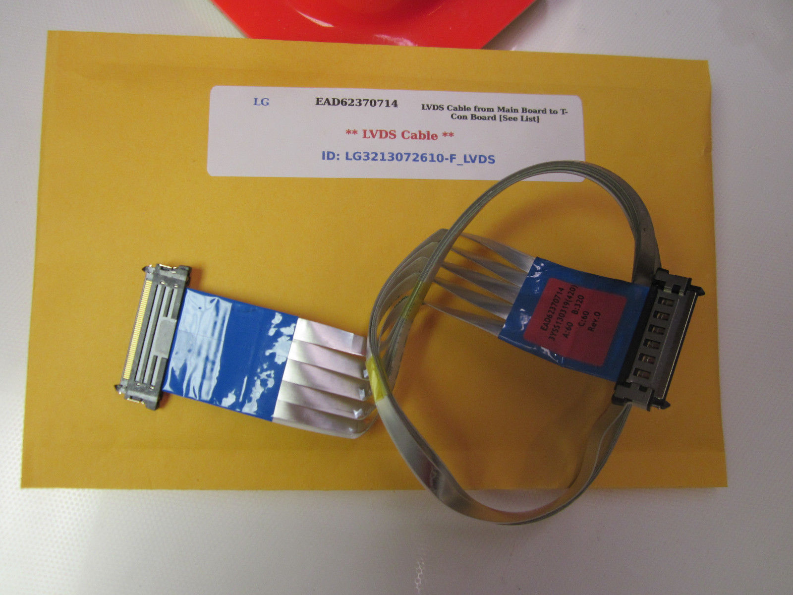 Primary image for LG EAD62370714 LVDS Cable from Main Board to T-Con Board [See List]