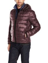 Tommy Hilfiger Men's Premium Insulated Packable Hooded Puffer Nylon Jacket image 6