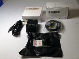 Tiny CCD CAMERA 12V High Performance NTSC with Power Supply NEW - $9.90