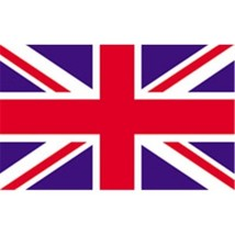 UNITED KINGDOM BRITISH 3 X 5 FLAG  novelty flag - $8.96