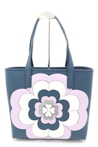 NWT Kate Spade New York Reiley Spade Flower Applique Leather Large Tote Bag $399 - $225.00