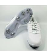 Nike Women's React Vapor 2 White/Silver Golf Shoes BV1322-100 Size 9 Wide - $63.65