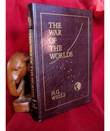 H. G. Wells THE WAR OF THE WORLDS Easton Press 1st Prtg 1964 Signed RAY ... - $350.00