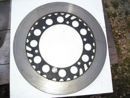 Yamaha FJ1200 '86-'87 front brake rotor - $60.00