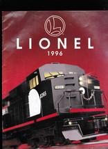 Lionel Trains Catalog 1996 Model Railroad - $11.02