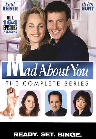 Mad About You: The Complete Series (New 14 DVD Set) TV Comedy Show