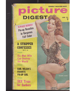 Picture Digest Margie Vann Earl Wilson  June 1957 - $15.99