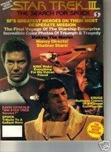 Star Trek III The Search for Spock magazine - $6.04