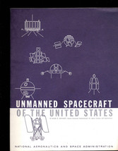 Unmanned Spacecraft of the United States NASA 1964 NASAEP16 - $13.99
