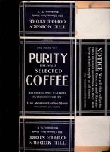 Vintage Purity Brand Selected Coffee Box (Roche... - $7.66
