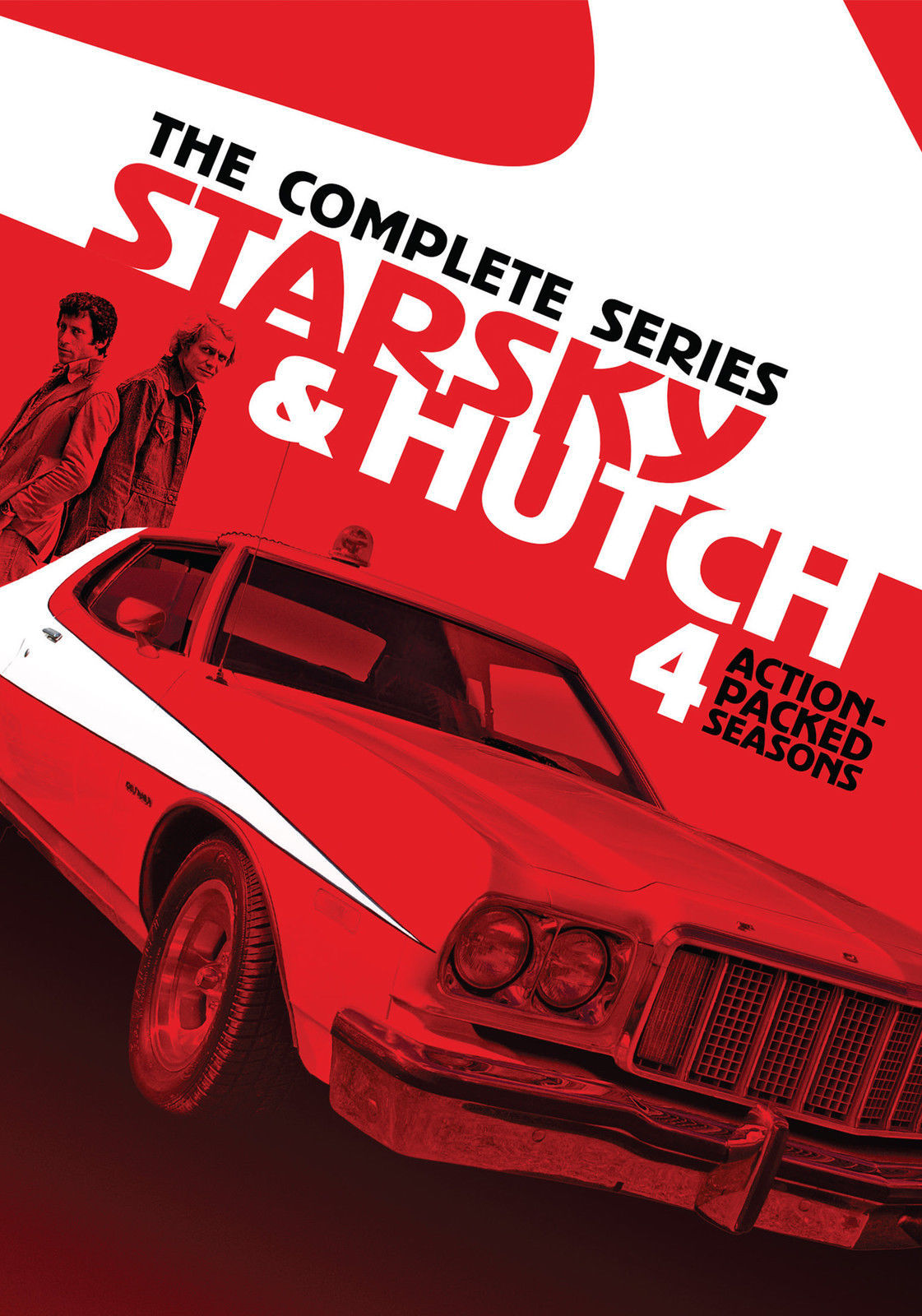 Starsky & Hutch: The Complete Series (DVD Set) Classic TV Series New
