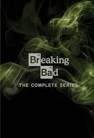 Breaking Bad: The Complete Series (DVD Set New) TV Show Seasons  1 2 3 4 5 6