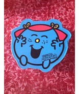 Mr Men Little Miss Giggles Trinket Jewelry Gift Box Collectible Brand Ne... - $15.99