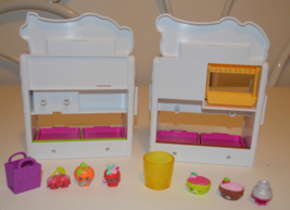 Shopkins Bakery and  Fruit & Vegetable Stand - $21.95