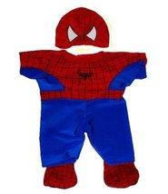 "Spidey Teddy outfit Teddy Bear Clothes Fit 14"" - 18"" Build-A-Bear, Vermo... - $11.75"