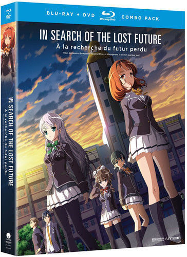 In Search Of The Lost Future: Complete Series (Blu-Ray Disc Set) New Anime