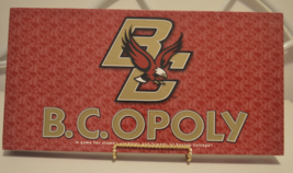 B.C. Opoly Boston College opoly - $25.00
