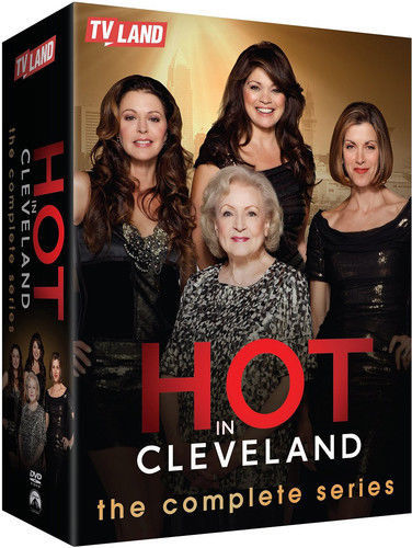 Hot In Cleveland: The Complete Series (DVD Set) New TV Show